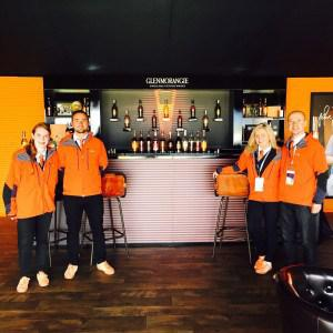 Kru Live deliver #GreatestFinishes Campaign for Glenmorangie at The Open