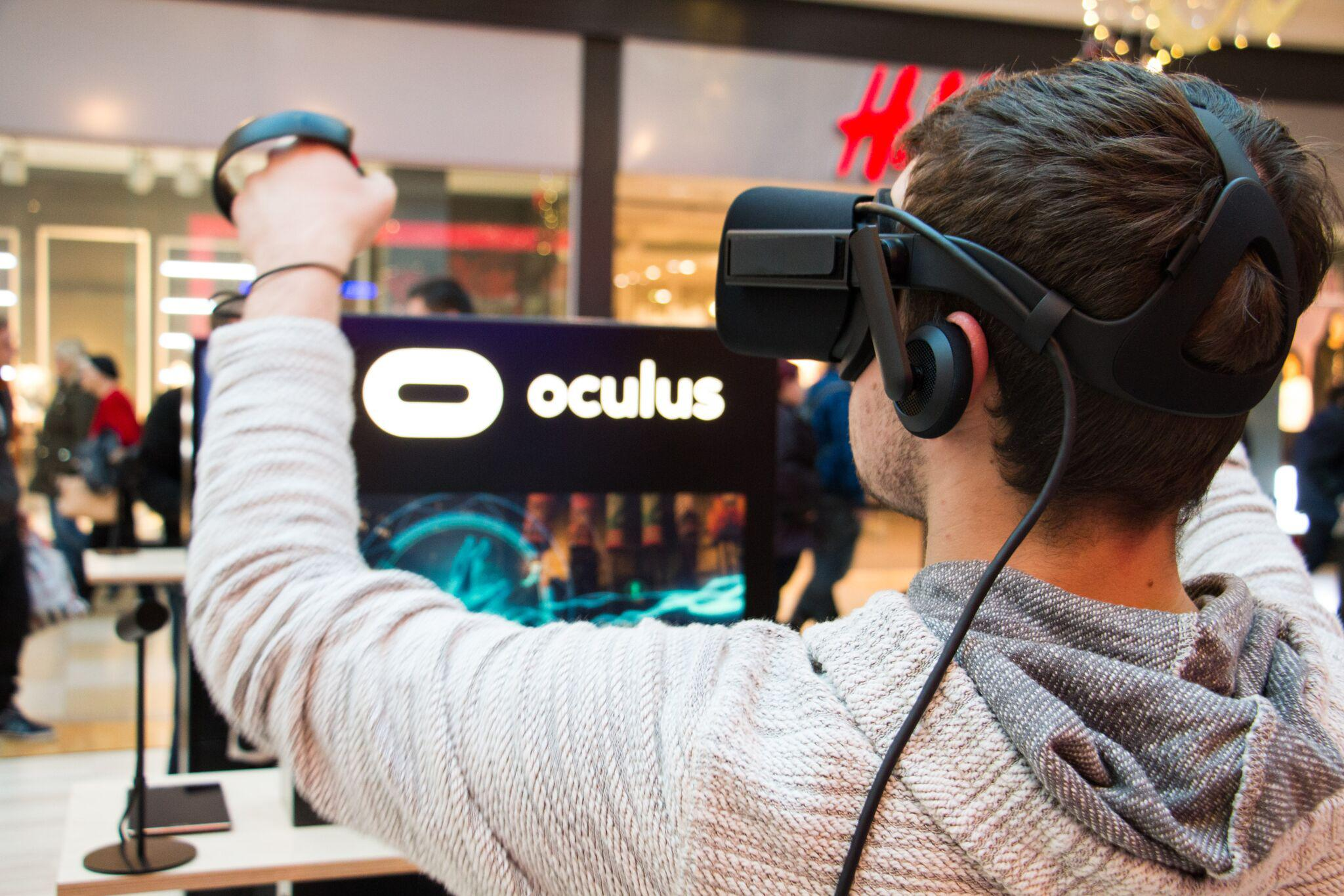 Oculus In Store & Mall Tour