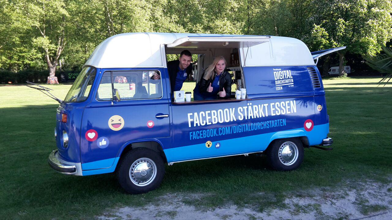 Facebook European Coffee Roadshow