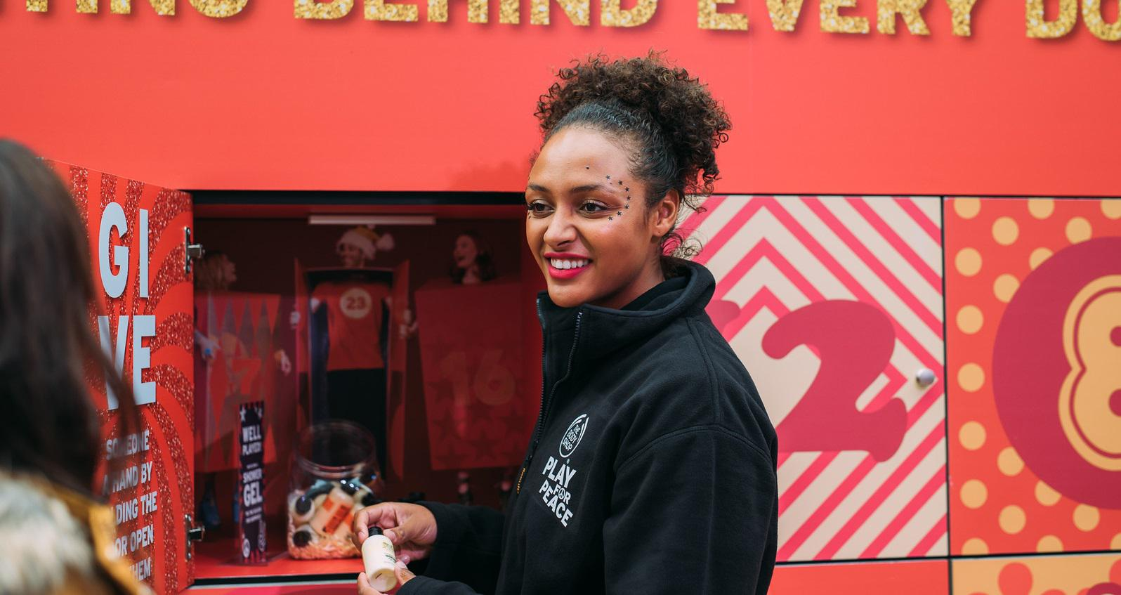The Body Shop Beauty Roadshow